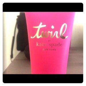 Kate Spade shower gel